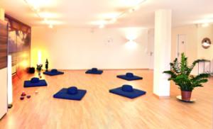 Raum für Meditation